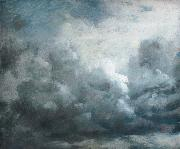 Cloud Study 6September 1822 John Constable