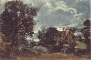 Church Farm John Constable