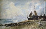 Brighton Beach John Constable