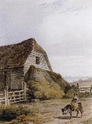 Near Hastings,Sussex Paul Sandby Munn