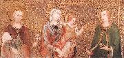 Madonna and Child between St Stephen and St Ladislaus Simone Martini