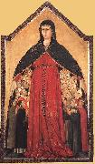Madonna of Mercy Simone Martini