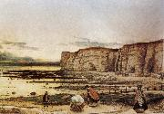 Pegwell Bay in Kent. William Dyce