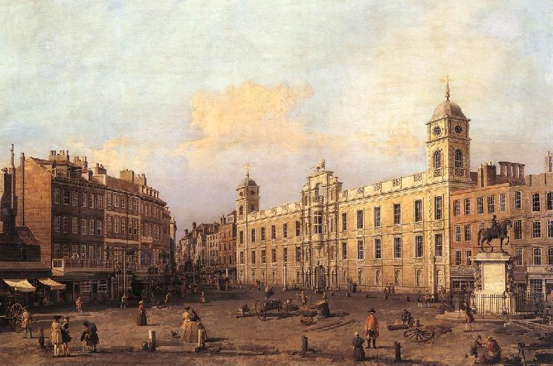 Canaletto London: Northumberland House
