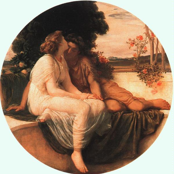 Lord Frederic Leighton Acme and Septimius