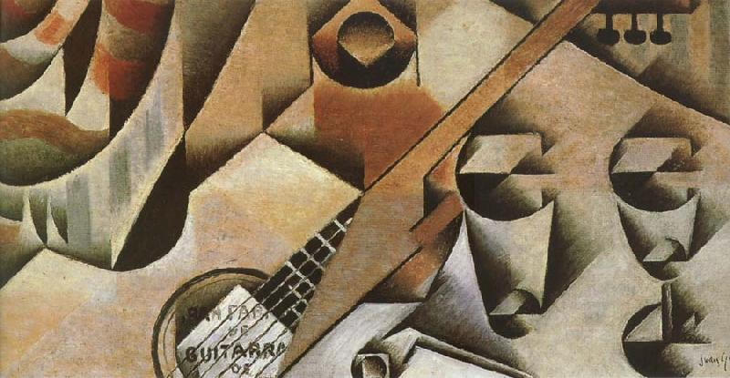 Juan Gris Banjor and cup