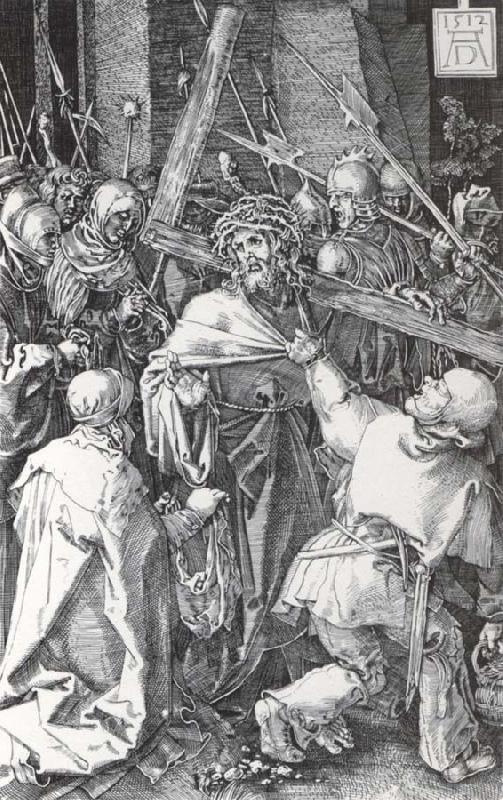 Albrecht Durer Christ Bearing the Cross