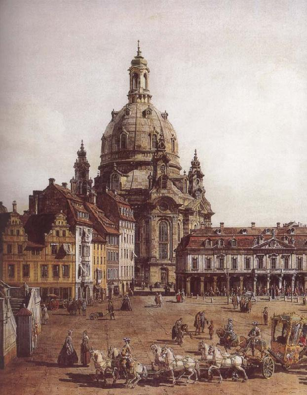 Canaletto View from the Right Bank of the Elbe