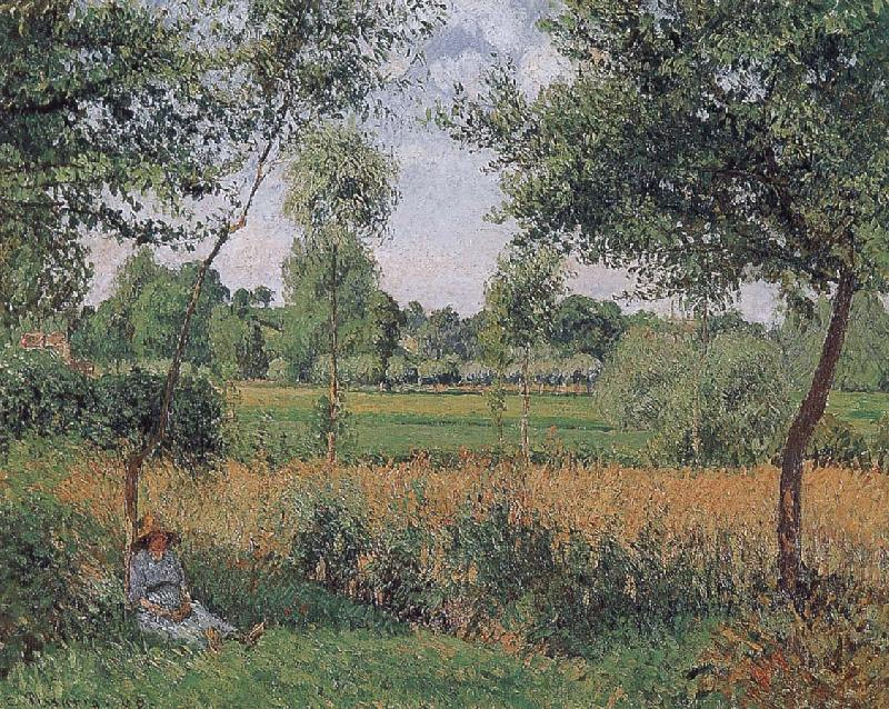 Camille Pissarro early