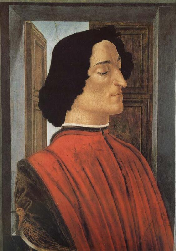 Sandro Botticelli Medici as