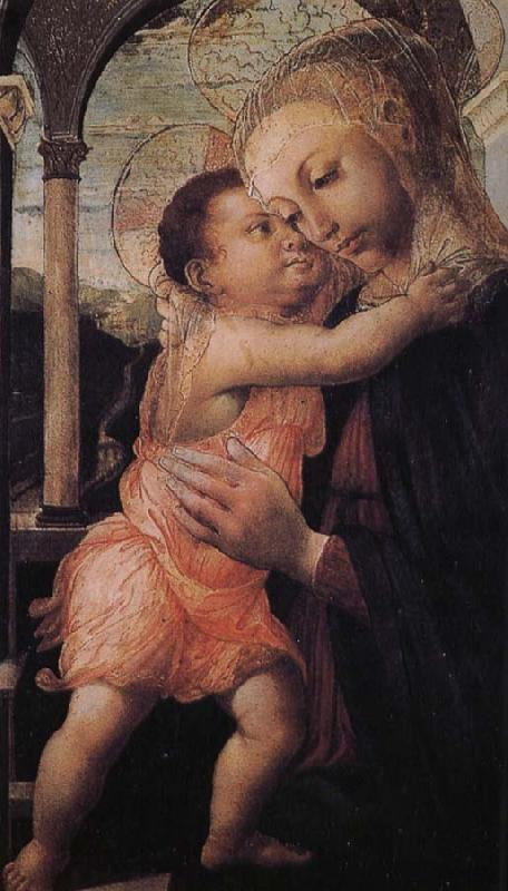 Sandro Botticelli Our Lady of sub
