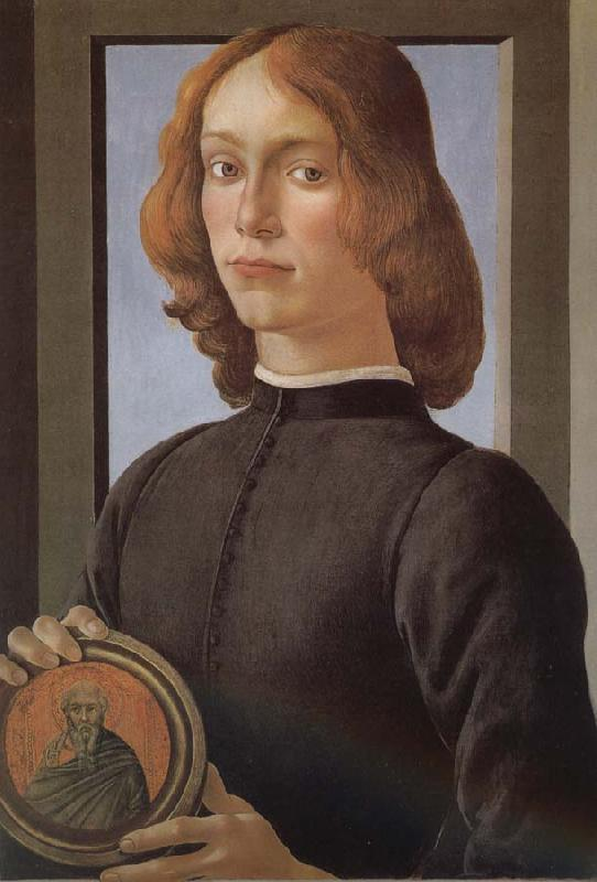 Sandro Botticelli Man as
