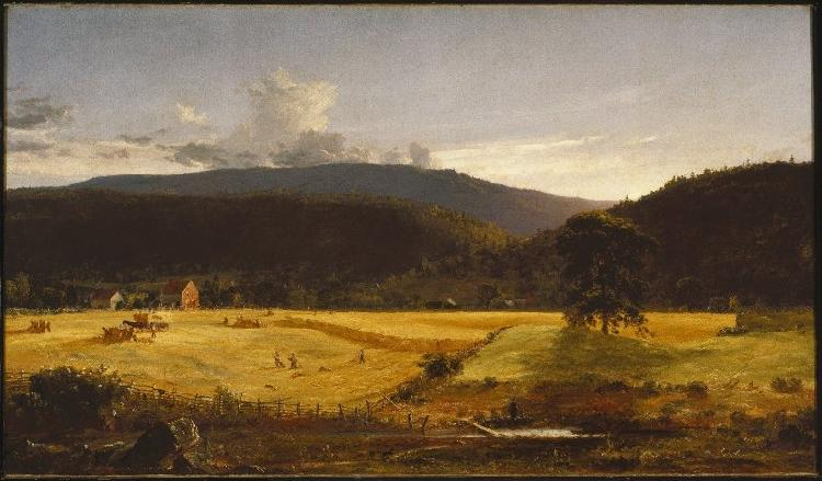 Jasper Francis Cropsey Bareford Mountains