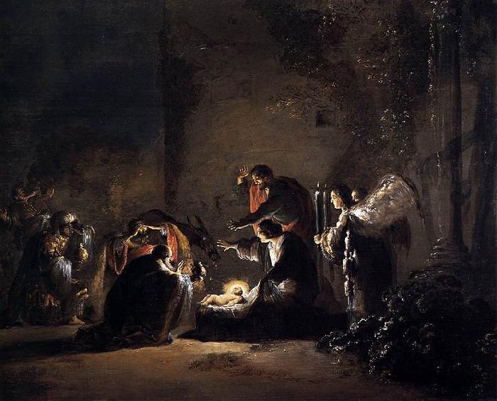BRAMER, Leonaert Adoration of the Magi