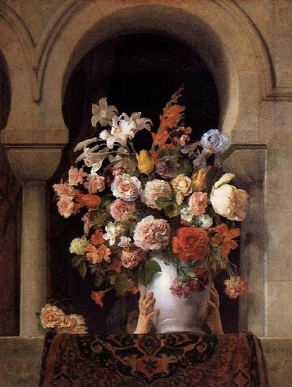 Francesco Hayez Flowers