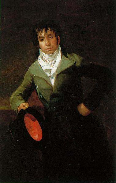 Francisco de Goya Bartolome Sureda y Miserol (c. 1803-1804) by Francisco Goya