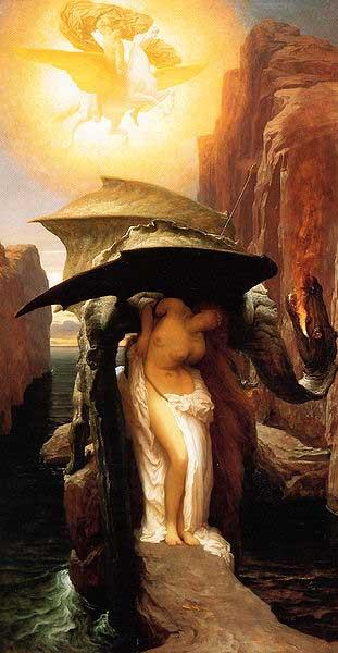 Lord Frederic Leighton Perseus and Andromeda