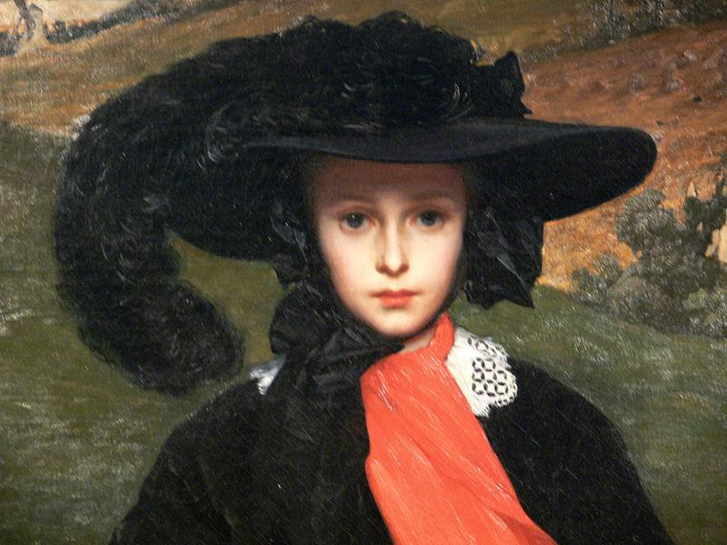 Lord Frederic Leighton Portrait of May Sartoris