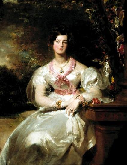 Sir Thomas Lawrence Portrait of the Honorable Mrs