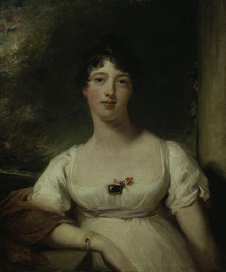 Sir Thomas Lawrence later Marchioness of Ely