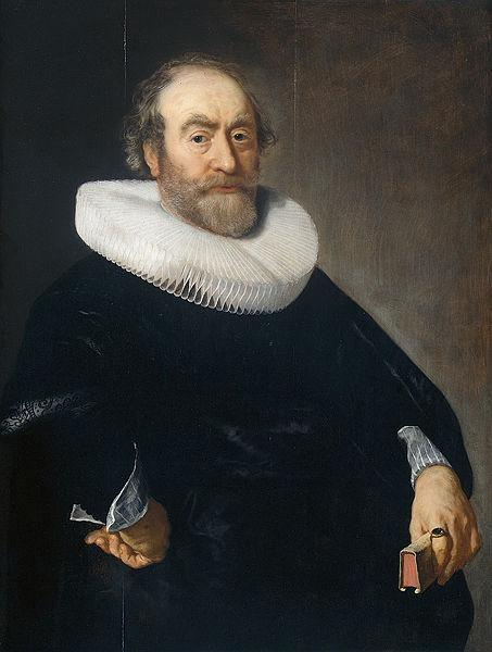 Bartholomeus van der Helst Andries Bicker (1586-1652). Trader with Russia and burgomaster of Amsterdam