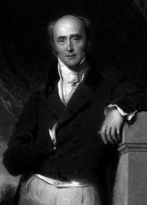 Sir Thomas Lawrence Portrait of Charles Grey, 2nd Earl Grey