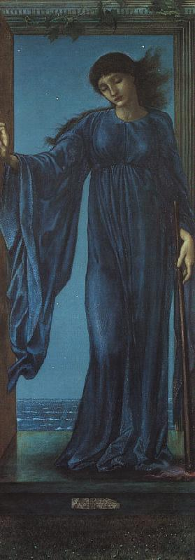 Burne-Jones, Sir Edward Coley Night