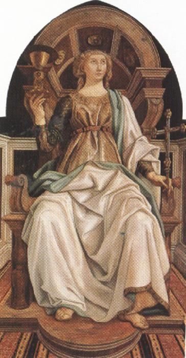 Sandro Botticelli Piero del Pollaiolo Faith (mk36)